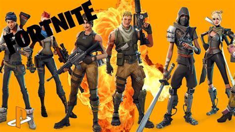 Fortnite Character Customization Youtube