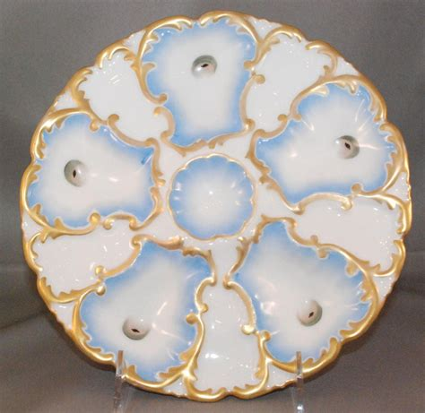 antique oyster plate  stdibs