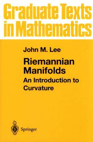 math  introduction  riemannian geometry