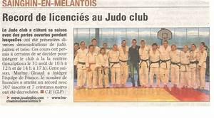 Cloture Du Melantois : judo club de sainghin en m lantois la voix du nord dresse un petit bilan de cl ture le 4 07 13 ~ Voncanada.com Idées de Décoration