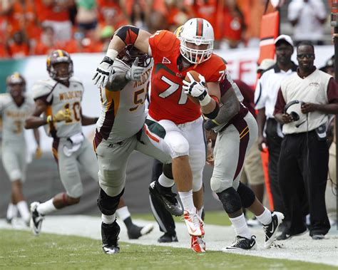 miami hurricanes selected  nfl draft sun sentinel