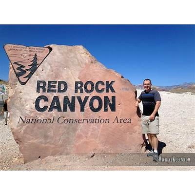 Red Rock Canyon National Conservation AreaKeepin' it Kleen