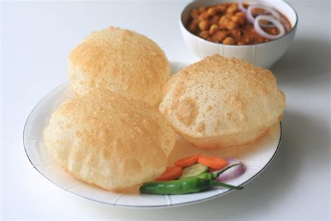 chole bhature chola poori recipe  indian claypot