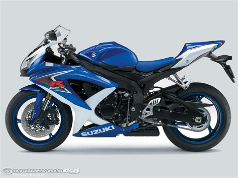 2008 Suzuki Gsx-r600 And Gsx-r750 Photos