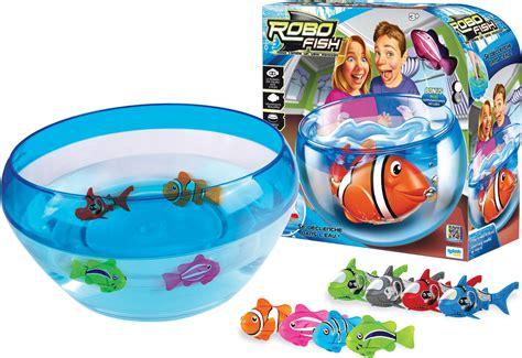 coup de coeur du grand prix du jouet 2013 le robo fish le club du king