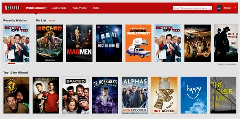 Netflix Introduces 'my List,' A Personalized Instant Queue