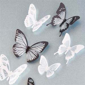 paper butterfly wall decor decor ideasdecor ideas With butterfly wall decor