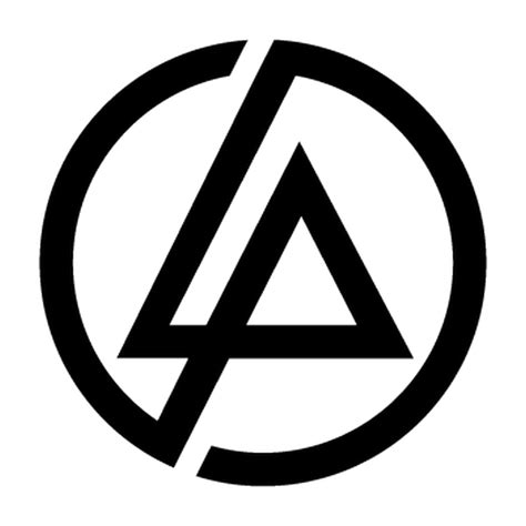 nissan renault car linkin park logo decal