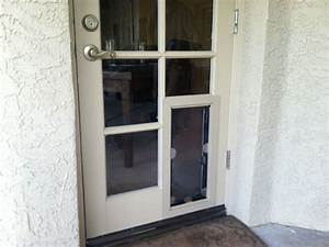 top 20 custom and classic french doors with dog door With outside door with built in dog door