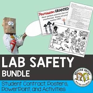 Lab Safety Bundle By Getting Nerdy With Mel And Gerdy