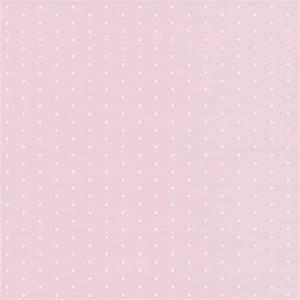 Baby Tapete Rosa : casadeco tapete pois rosa wei gepunktet ~ Michelbontemps.com Haus und Dekorationen
