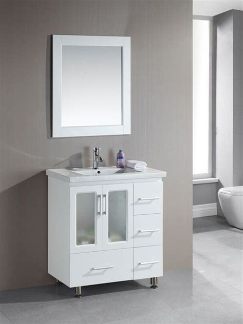 Small White Vanity by 10 Bathroom Vanity Ideas To Jump Start Your Remodel