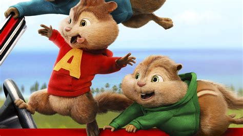 Alvin And The Chipmunks The Road Chip 2019 Movie