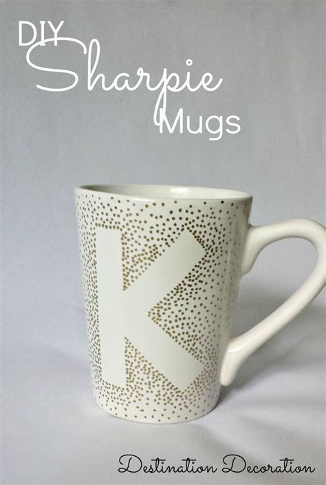 diy sharpie mugs  dollar tree mugs sharpie mugs