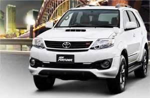 2017 Toyota Fortuner Redesign Review Release Date 2016