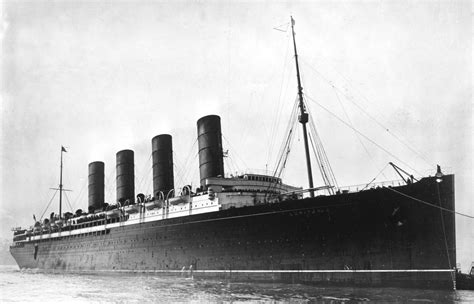 Where In Ireland Did The Lusitania Sink by Retro Baltimore Five Baltimoreans Perished In Lusitania
