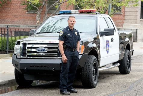 Canton Police pickup gives department a boost - News - The ...
