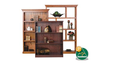 Bookcases  Australian Made