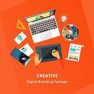 Digital Branding Package - Kite Media