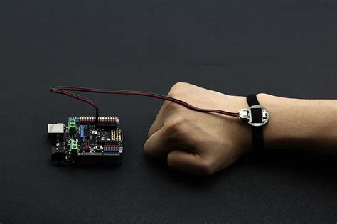 Gravity Heart Rate Monitor Sensor For Arduino From