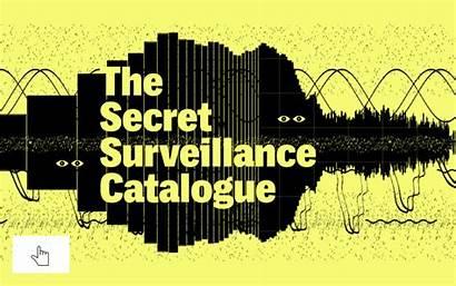 Government Secret Catalogue Spying Intercept Devices Gear