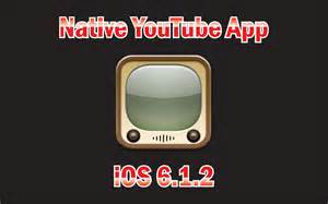 Old YouTube App On iPhone