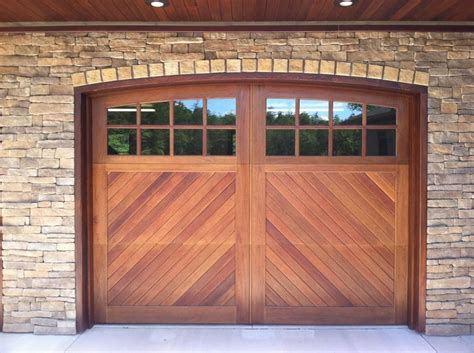17 Best Ideas About Wooden Garage Doors On Pinterest