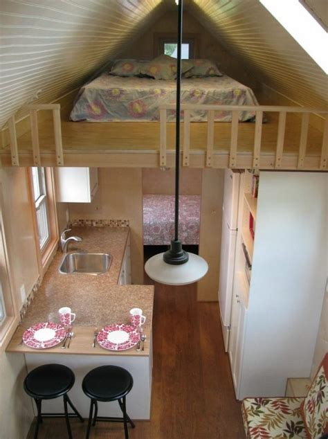 bedroom tiny house tiny houses on wheels by seattle tiny homes