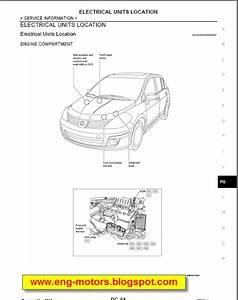 Nissan Versa  U0026tiida Service Manual