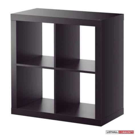 ikea expedit 2x2 shelf coalharboursale list4all