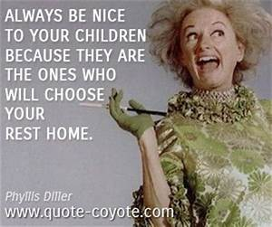 Phyllis Diller Quotes. QuotesGram
