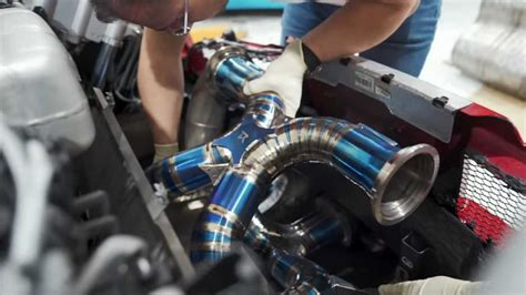 To build each customer's unique work of art. This Is The First Time Bugatti Veyron Gets A Titanium Exhaust - Arabgt