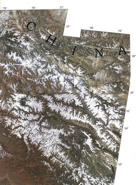 kashmir maps perry castaneda map collection ut library