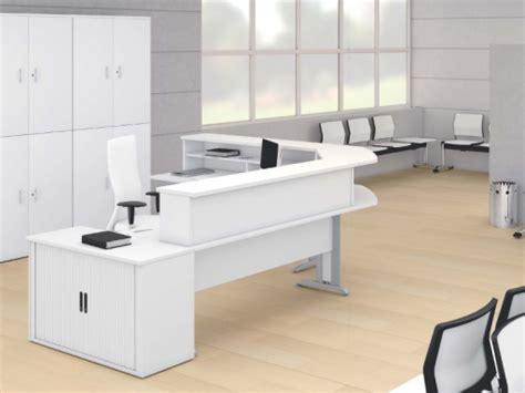 bureau direction pas cher bureau d 39 accueil compact en angle