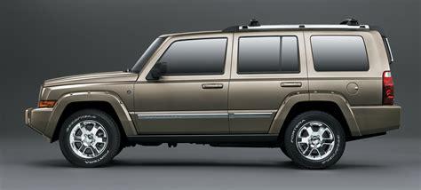 2006 Jeep Commander 4x4 Limited 5.7 Hemi