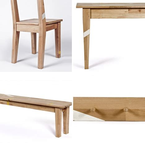 olympic inspired furniture  james henry austin core