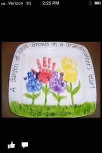 Grandparents Day Handprint Craft