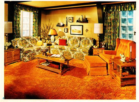 home furniture interior interior desecrations a 1975 home furnishing catalog
