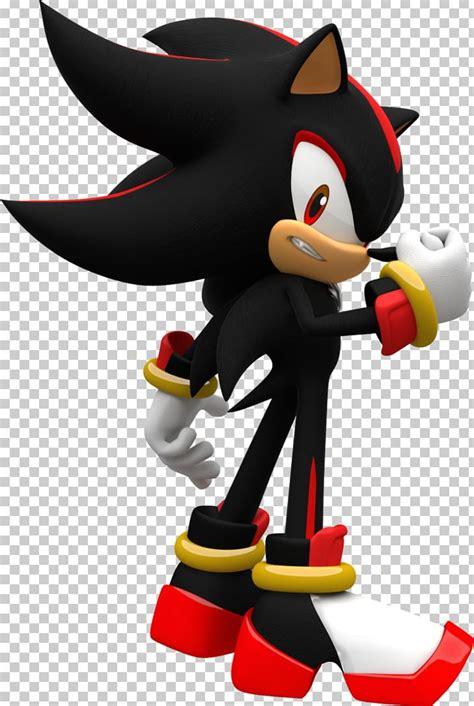Shadow The Hedgehog Sonic Adventure 2 Sonic The Hedgehog ...