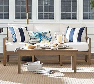 11 best pottery barn outdoor sofas on sale candie anderson With best pottery barn sales