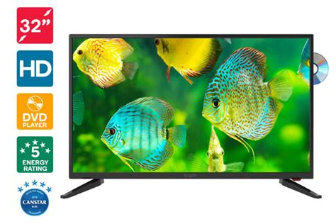 Dick Smith Kogan 32 Led Tv And Dvd Combo Series 6 Eh6100