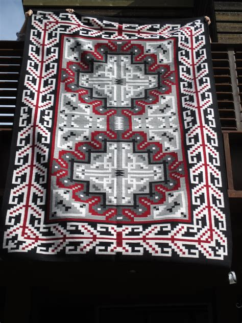 Navajo Indian Rugs by Klagetoh Weaving Navajo Rug By Begay Large