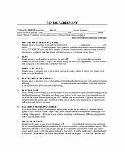12 month tenancy agreement template 28 images 12 month With 12 month lease agreement template