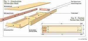 PDF DIY Floating Shelf Design Plans Download flow bench