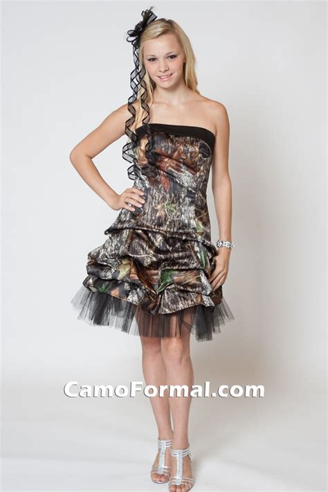 camouflage bridesmaid dresses 7621 camo dress camouflage prom wedding homecoming formals