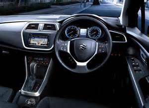 Car Picker - suzuki S-Cross interior images