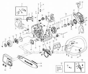 Poulan Pp4218av Parts List And Diagram