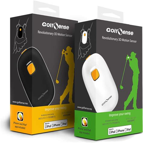swing analyzer golfsense 3d golf swing analyzer for iphone