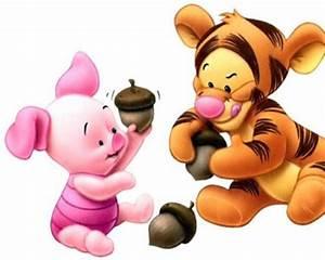 baby Tigger e Piglet 1280x1024 | ImagensWiki.com