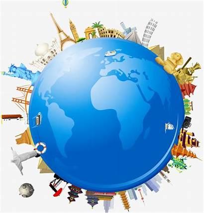 Globe Travel Earth Global China Poster Clipart
